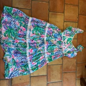 Brand New Size 16 Lilly Pulitzer Maxi Dress